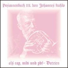 Posaunenbuch 3 von J. Kuhlo CD
