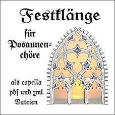 Festklänge für Posaunenchor
