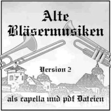 Alte Bläsermusiken CD