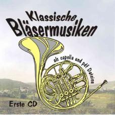Klassische Bläsermusiken 1 CD