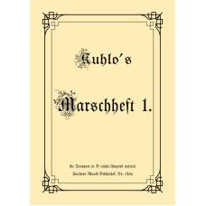 Kuhlo's Marschheft 1 in B