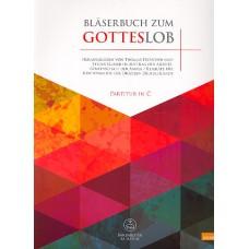 Bläserbuch zum Gotteslob  für variables Bläser-Ensemble