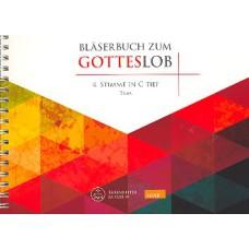 Bläserbuch zum Gotteslob  für variables Bläser-Ensemble (Stimmen)
