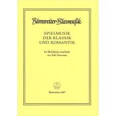 Spielmusik der Klassik und Romantik
