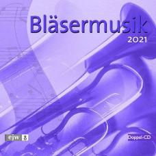 Bläsermusik 2021 Doppel-CD