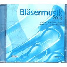 Bläsermusik 2013 CD