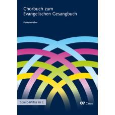 Chorbuch zum Evangelischen Gesangbuch, für Posaunenchor