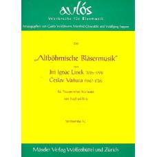 Altböhmische Bläsermusik