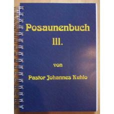 Posaunenbuch 3, Johannes Kuhlo