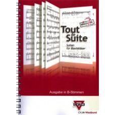 Tout de Suite - Ausgabe in B-Stimmen