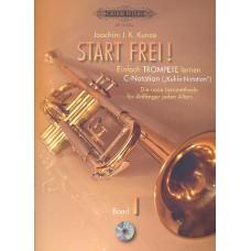 Start frei Band 1 (+CD)