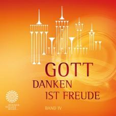 Gott danken ist Freude - Band 4, CD