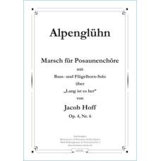 Alpenglühn, Jacob Hoff