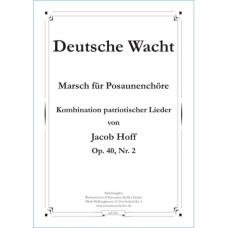 Deutsche Wacht, Jacob Hoff