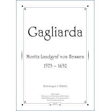 Gagliarda, Moritz Landgraf von Hessen