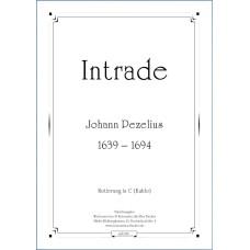 Intrade, Johann Pezelius