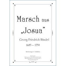 """Marsch aus """"Josua"""", Georg Friedrich Händel"""