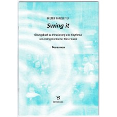 Swing it, Übungsbuch, Posaunen
