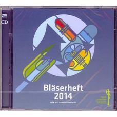 Bläserheft 2014 - Doppel-CD
