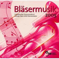 Bläsermusik 2005 CD