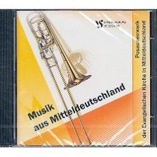 Musik aus Mitteldeutschland, CD