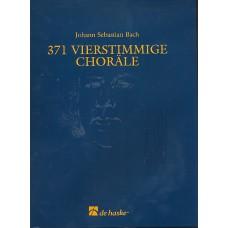 371 Vierstimmige Choräle, Johann Sebastian Bach