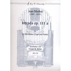 Jean Sibelius, Intrada Op. 111a