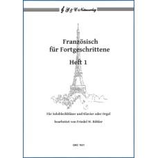 Französisch für Fortgeschrittene, Band 1