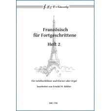 Französisch für Fortgeschrittene, Band 2