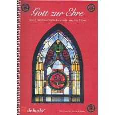 Gott zur Ehre, Band 2, Weihnachtsliedersammlung