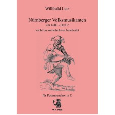 Nürnberger Volksmusikanten um 1600 Band 2