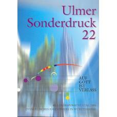 Ulmer Sonderdruck 22