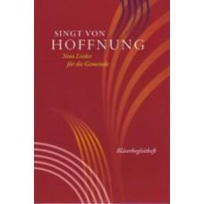 Singt von Hoffnung - Bläserheft