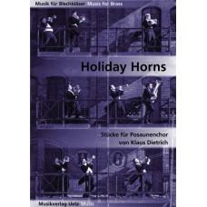 Holiday Horns für Posaunenchor