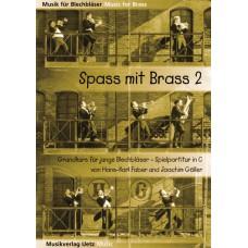 Spass mit Brass 2, Spielpartitur in C