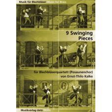 Kalke, Ernst-Thilo - 9 Swinging Pieces
