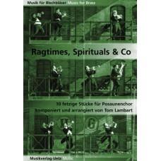 Ragtimes, Spirituals & Co.