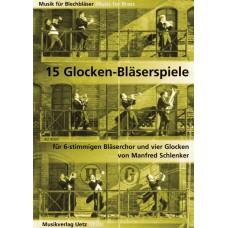 15 Bläser-Glockenspiele