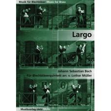 Largo BWV 596