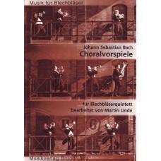 Bach, J. S. - Choralvorspiele