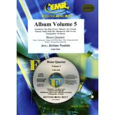 Jérôme Naulais, Album Volume 5
