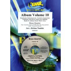 Jérôme Naulais, Album Volume 10