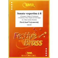 Sonata vespertina à 8
