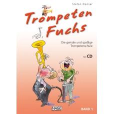 Trompeten Fuchs Band 1 (mit CD)