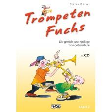 Trompeten Fuchs Band 2 (mit CD)