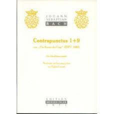 Contrapunctus 1-9, aus BWV 1080