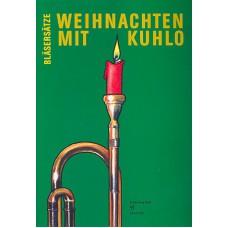 Weihnachten mit Kuhlo,  Bläsersätze für Posaunenchor