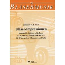 Bläser-Impressionen