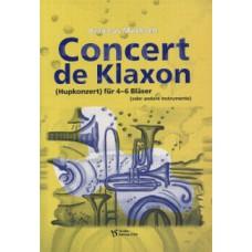 Concert de Klaxon