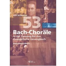 53 Choräle, Johann Sebastian Bach